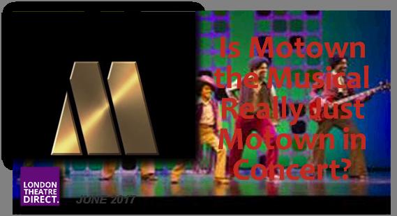 2017 (June) - Motown Concert
